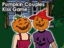 Pumpkin Couples Kiss Game
