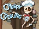 Skeleton Creepy Cooking