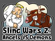 Sling Wars 2 Angels VS Demons