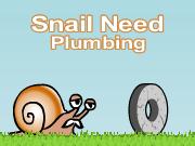 Snail Need Plumbing