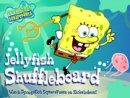Spongebob Jellyfish Shuffleboard