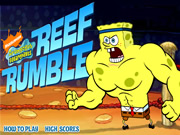 Spongebob Reef Rumble