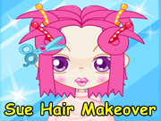Sue Hair Makeover