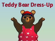 Teddy Bear Dress-Up
