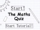 The Maths Quiz