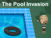 The Pool Invasion