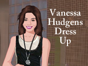 Vanessa Hudgens Dress Up