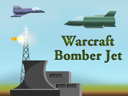warcraft bomber jet
