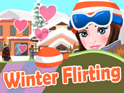Winter Flirting