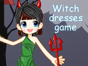 Witch dresses game