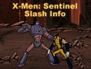 Wolverine And The X-Men: Sentinel Slash Info