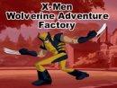X-Men Wolverine Adventure Factory