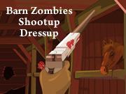 Y8 - Barn Zombies Shootup Dressup