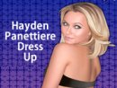 Y8 - Hayden Panettiere Dress Up