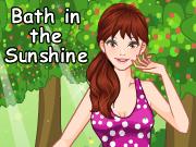 Bath in the Sunshine