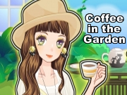 Coffee in the Garden