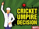 Cricket Umpire Decision