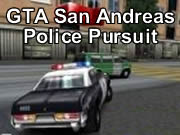 GTA San Andreas Police Pursuit