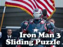 Iron Man 3 Sliding Puzzle