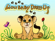 Lion Baby Dress Up