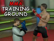MMA TRAINING GROUND