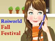 Roiworld Fall Festival