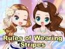Rules of Wearing Stripes