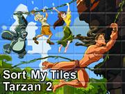 Sort My Tiles Tarzan 2