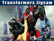 Transformers Jigsaw