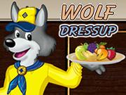 Wolf Dressup