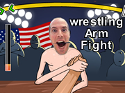 wrestling Arm Fight