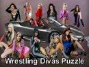 Wrestling Divas Puzzle