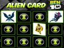 Ben 10 Alien Card