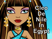 Cleo De Nile In Egypt