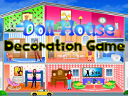 Doll House Decoration Game