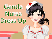 Gentle Nurse Dress Up