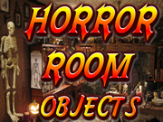 Horror Room Objects