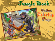 Jungle Book Coloring