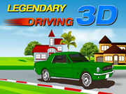Legendary Driving 3D