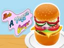 Make a Veggie Burge