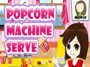Popcorn Machine Serve