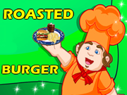 Roasted burger