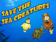 SAVE THE SEA CREATURES