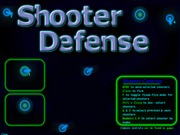 Shooter Defense