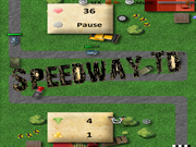 Speedway Tower Defense