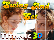 Swing and set Taitanic 3D