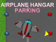 Airplane Hangar Parking