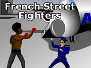 French Street Fighters