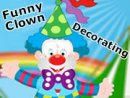 Funny Clown Decorating