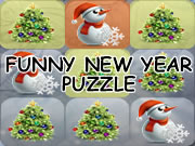 Funny New Year Puzzle